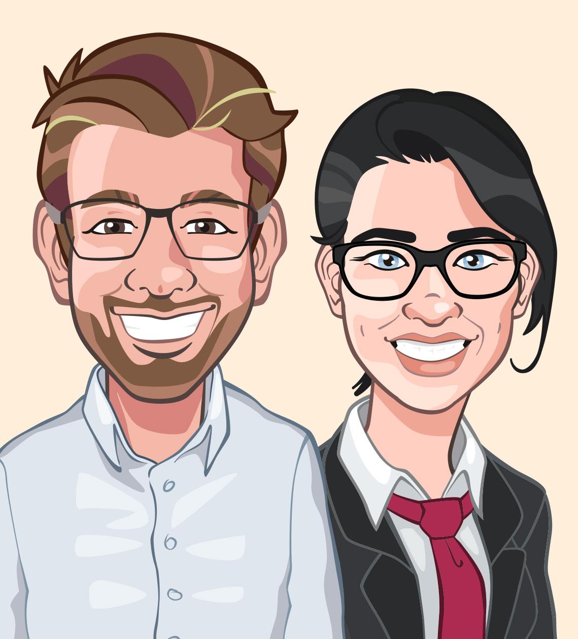 Employee Portraits Design