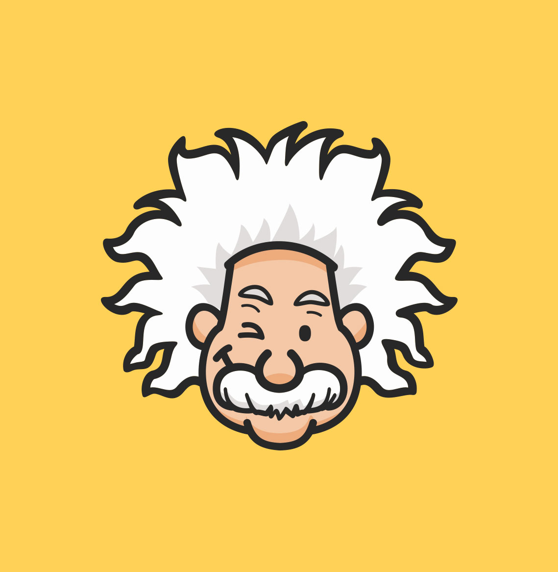 Einstein Illustrations