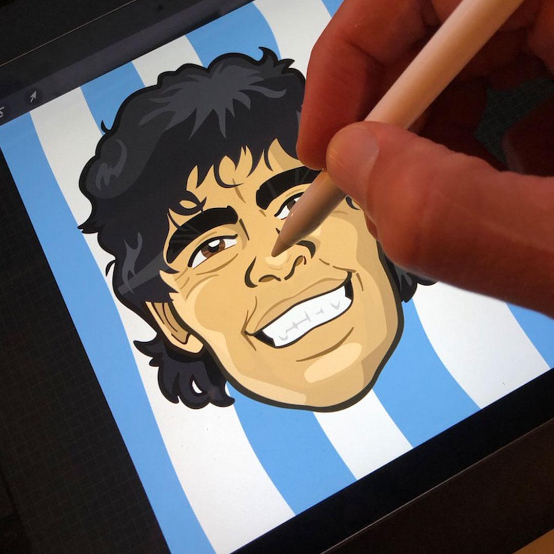 maradona-diego-eldiego-avatar-work-in-progress-wip-procreate